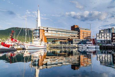 Majoitus Tromssa