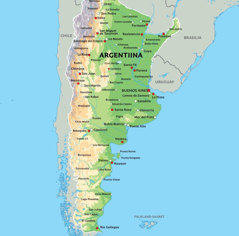 Argentiina Pääkaupunki