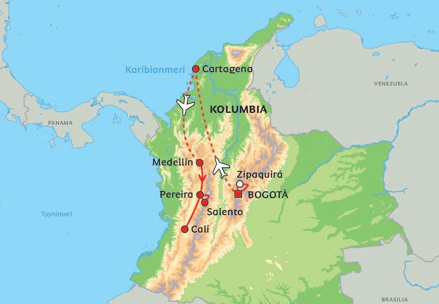 Dating sivustot Kolumbia