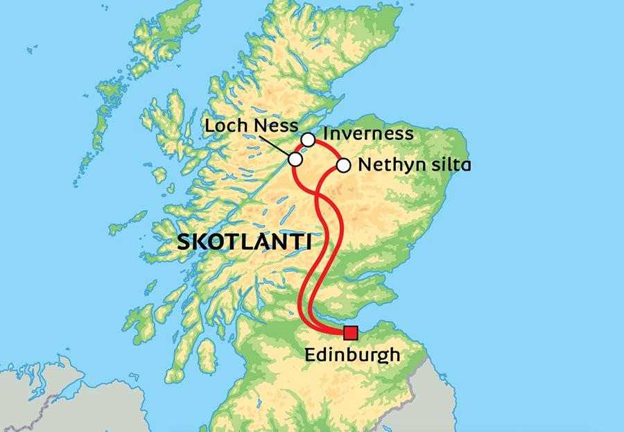 Yli 60 dating Skotlanti